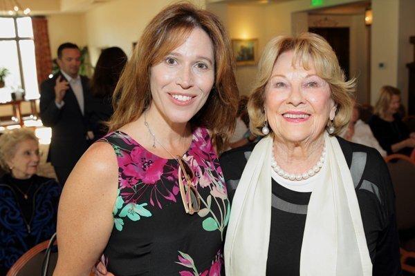 Nancy Duze, Rosemary Nauert