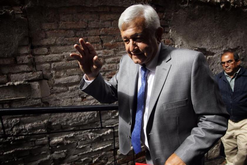 Enrique Alfaro, el próximo gobernador del occidental estado de Jalisco, mostró hoy su disposición para trabajar en temas de seguridad con el futuro presidente de México, Andrés Manuel López Obrador, con quien tuvo diversos desencuentros durante la campaña. EFE