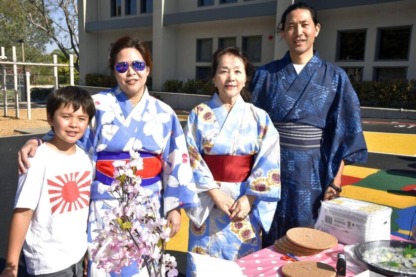 Kenzo, Mariko Karres, Fumiko Uno, Hideto Uno (Japan)