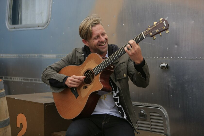 Switchfoot frontman Jon Foreman's 24-hour musical marathon will benefit Switchfoot's nonprofit Bro-Am Foundation