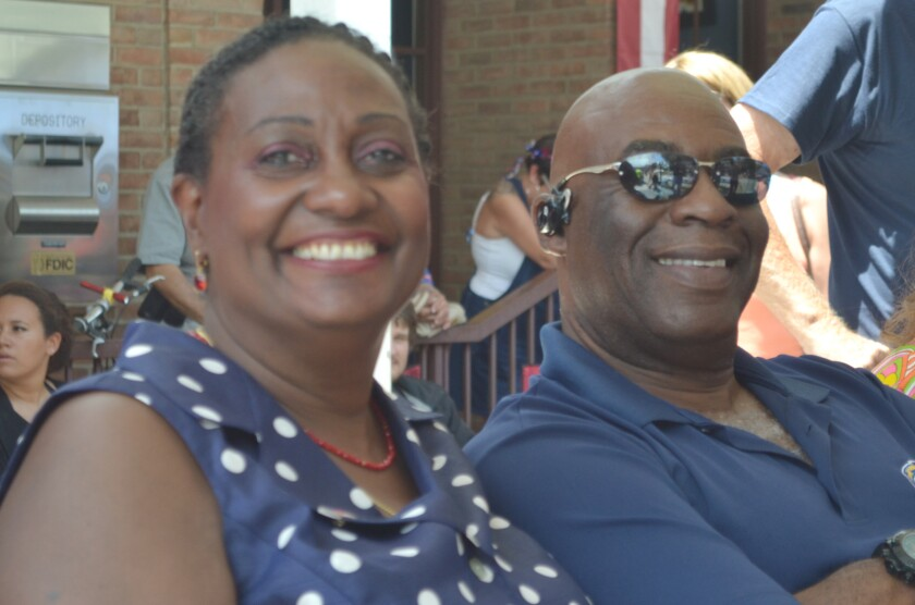 Wright Trammel Transportation owners Maurice Trammel and his wife Cheryl Wright lost 98 percent of their business last year.