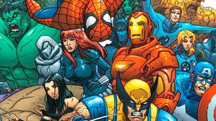 Marvel characters are coming to the Marvel Adventure theme park in the United Arab Emirates.