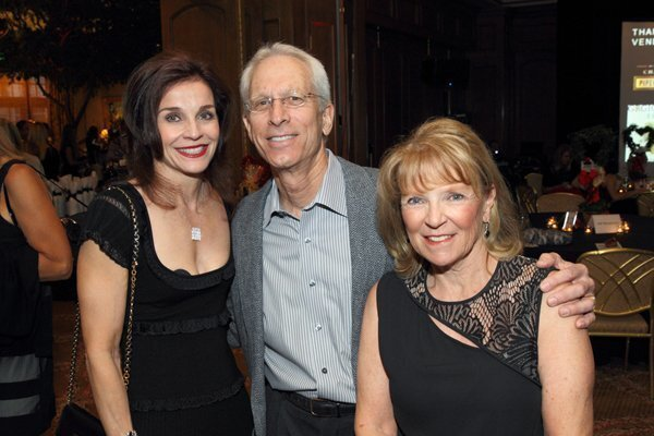 Beth Rosenfeld, Jeff and Robin Gaines