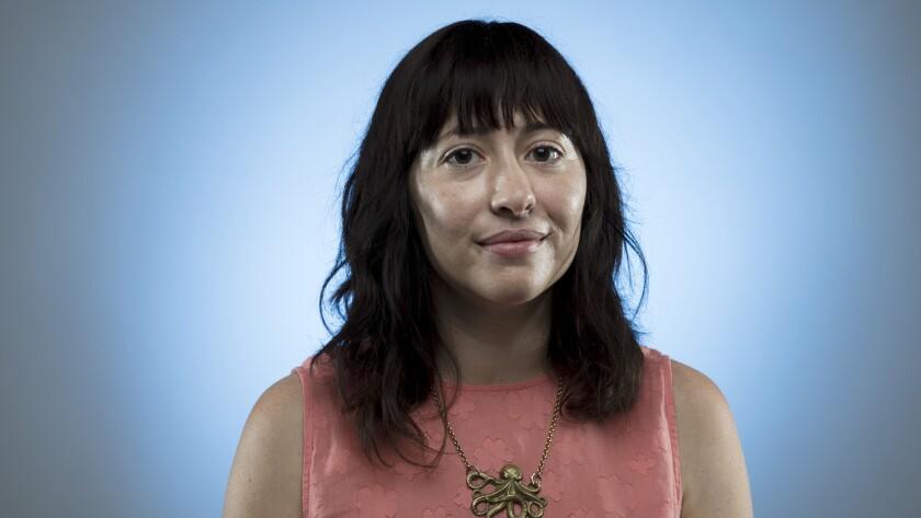 L.A. Times writer Deborah Netburn