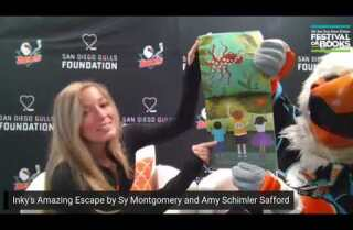 Festival of Books: Children's Storytime with Gulliver and Nicolette, San Diego Gulls
