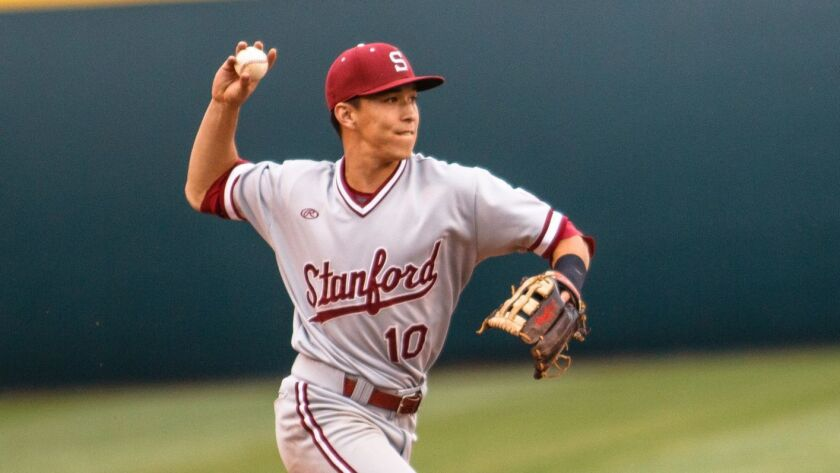 LJCD alum Tommy Edman, who played college baseball at Stanford, hit .318 in 17 games with the Triple-A Memphis Redbirds.