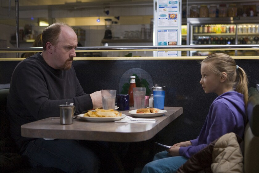 Louis C.K.'s 'Louie' set to make its return to FX in May