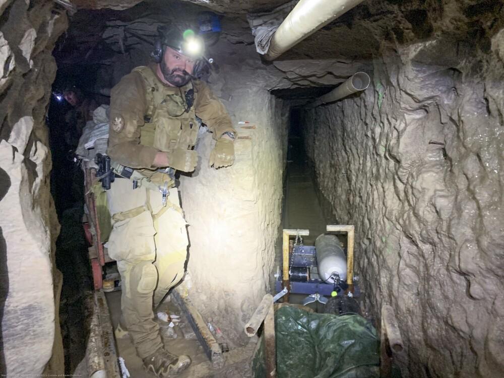 Tunel Otay Mesa