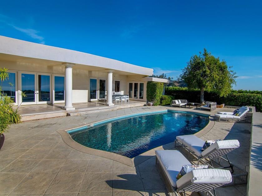 Dan Fegan's Beverly Hills home   Hot Property