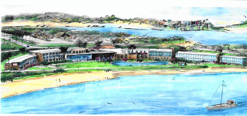 Hotels planned for Newport Dunes