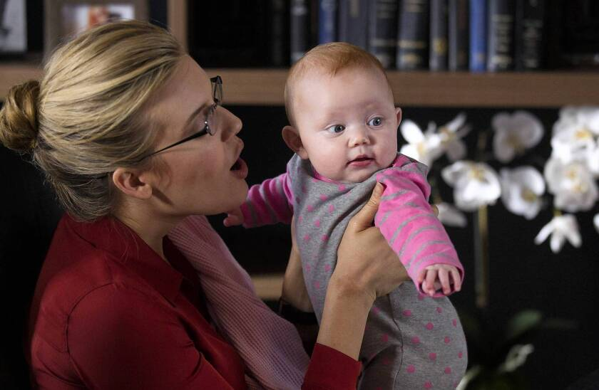 """Maggie Grace stars in the Web series """"Susanna, """" the story of two sisters."""