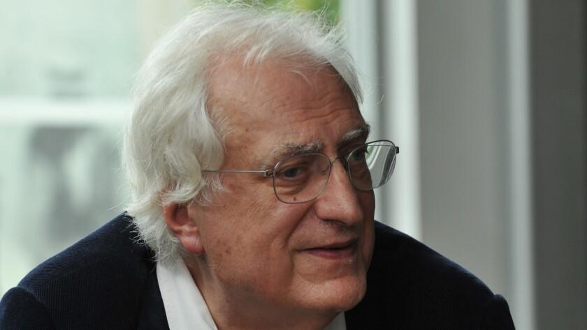 "Director Bertrand Tavernier directed the documentary ""My Journey Through French Cinema."""