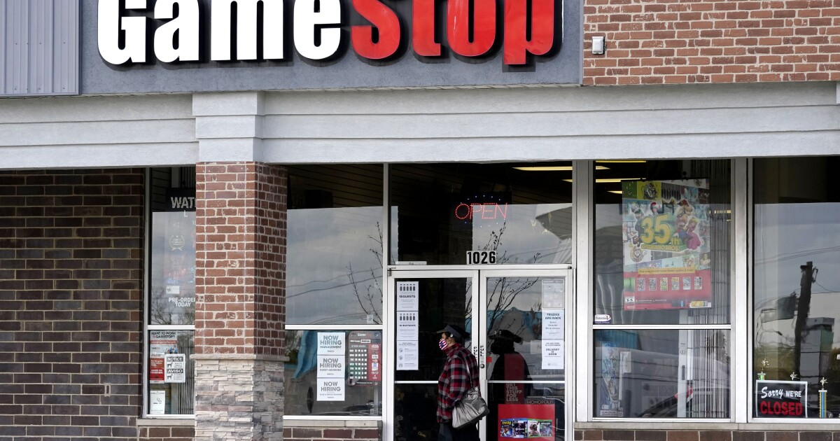 Column: Trade the GameStop short squeeze if you wish, but it's very stupid