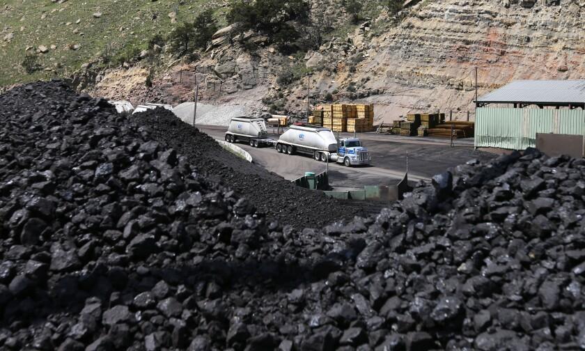 Utah coal