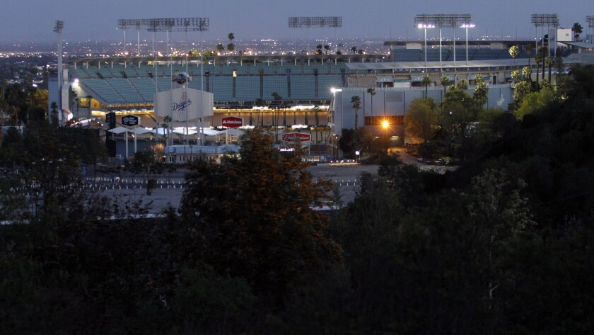 Cheaper parking will soon be available outside the confines of Dodger Stadium.