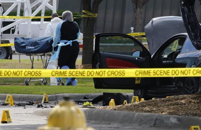 Una empleada hispana de un almacén de alimentos protagonizó hoy un tiroteo que acabó con la muerte de uno de los responsables del centro y la suya propia, además de otro empleado herido de gravedad, informó el Departamento de Policía de Missouri City (Texas). EFE/Archivo