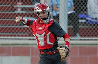 The Padres take catcher Blake Hunt with the 69th overall pick