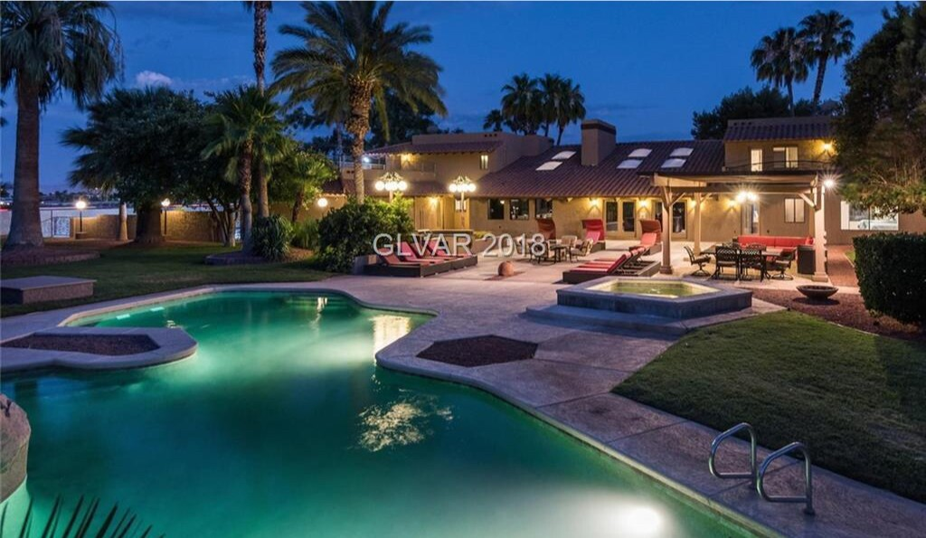 Chumlee's Las Vegas home