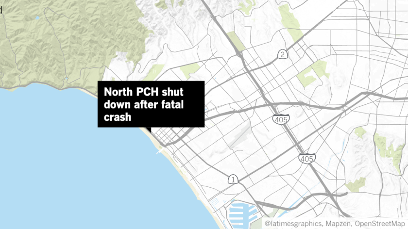 Northbound PCH closed in Santa Monica after man is struck and killed on pch malibu, pch southern california, pch ca, pch big sur, pch newport, pch orange county, pch san diego, pch topanga, pch ventura county, pch laguna beach, pch los angeles, pch pacific coast, pch san francisco,