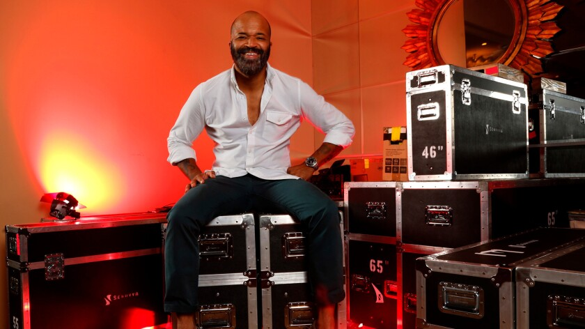 """Actor Jeffrey Wright stars in HBO's new series """"Westworld."""""""