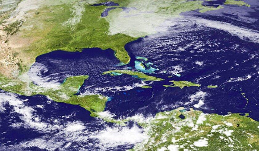 TV personalities tweet about Hurricane Sandy
