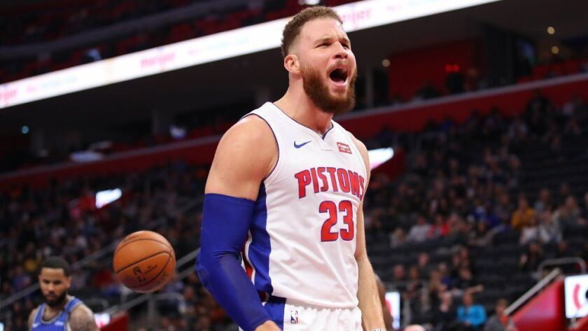 Built in 2018, the contemporary estate purchased by Detroit Pistons' Blake Griffin holds five bedrooms and 4.25 bathrooms in roughly 3,600 square feet.