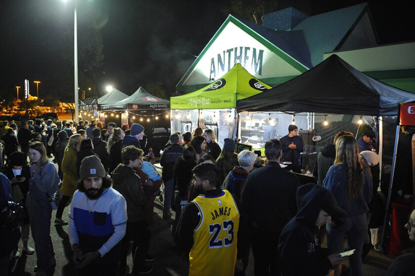 First Friday Night Market returns to North Park this month.