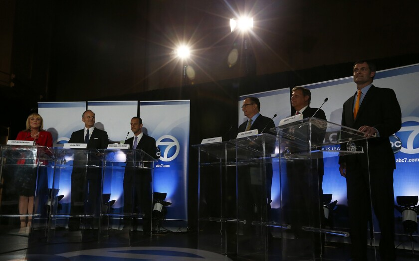L.A. supervisors debate