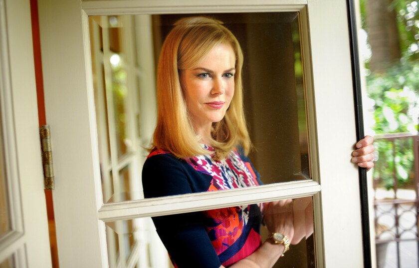 Nicole Kidman says she'd love to have another baby anytime soon.