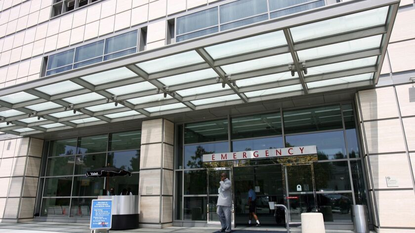 The University of California's massive health network, which includes the Ronald Reagan UCLA Medical Center, faces peril without more flexibility, UC regents were told.