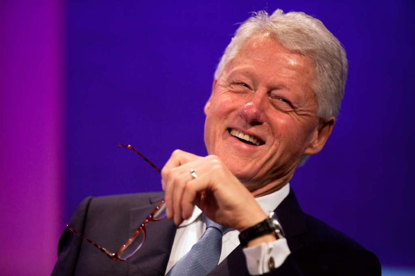 President Clinton adopted a vegan diet in 2010 to protect his health after heart surgery.