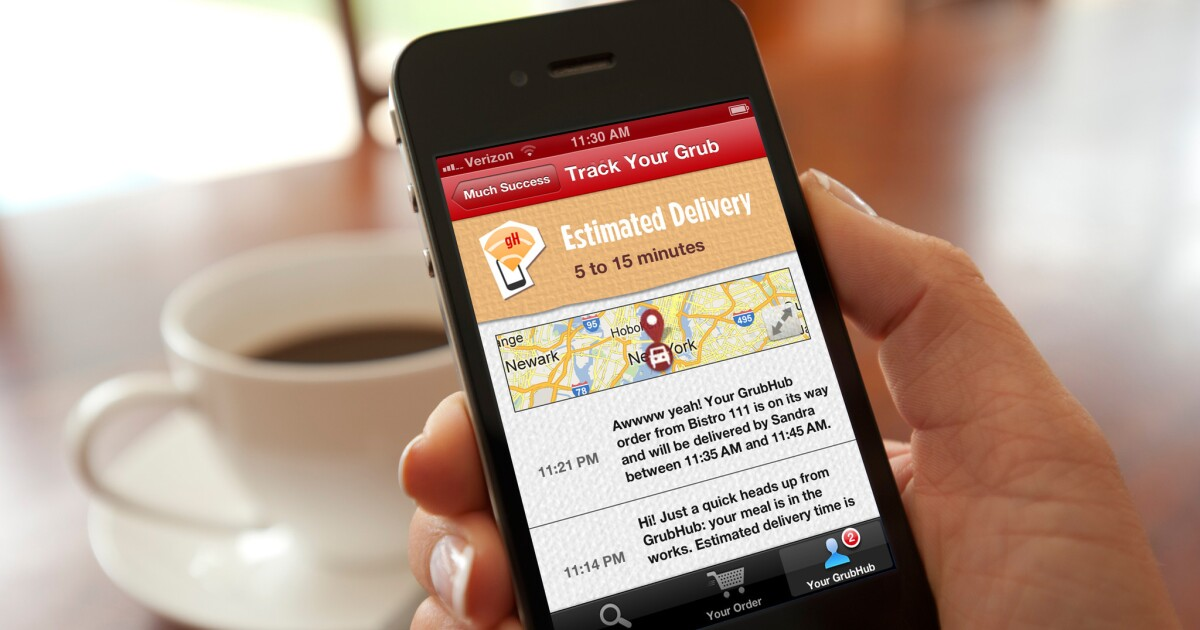 App-based food delivery companies must work with restaurants under new California law