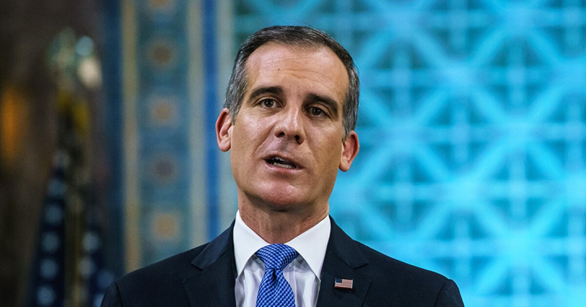 Garcetti's office rocked as disparaging comments in private Facebook group go public