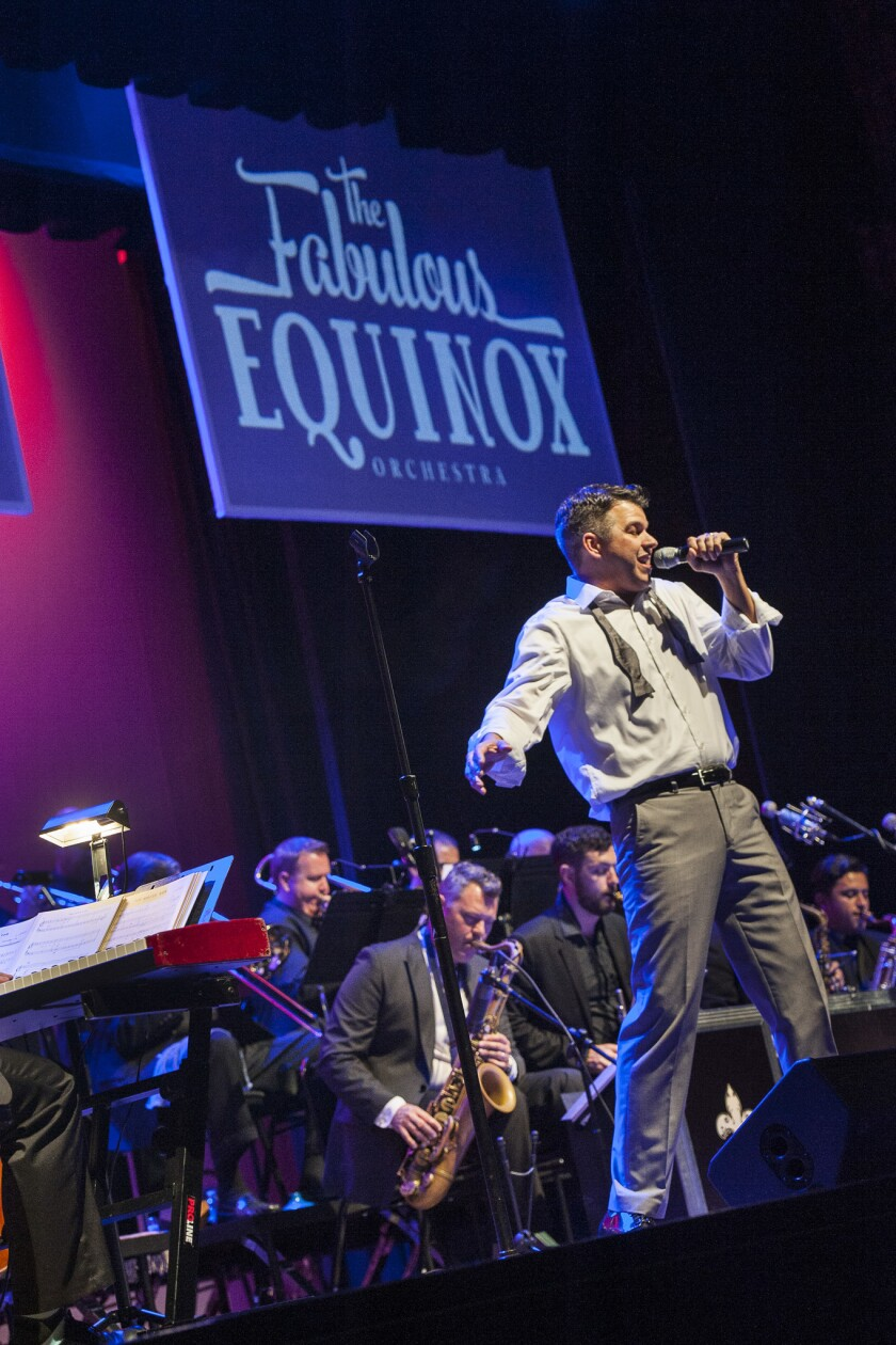 Community Concerts of Rancho Santa Fe to present 'The