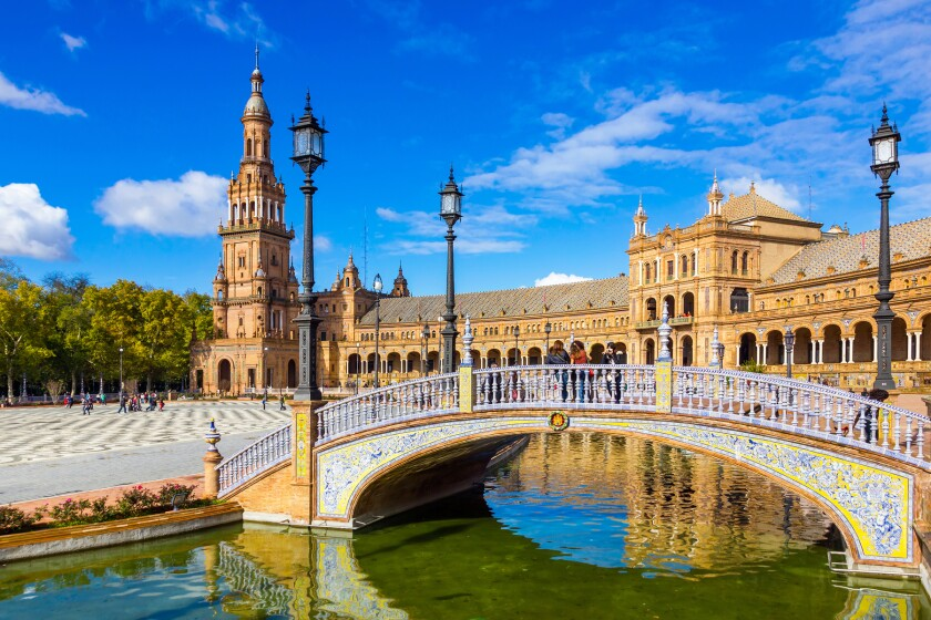 Seville clip art
