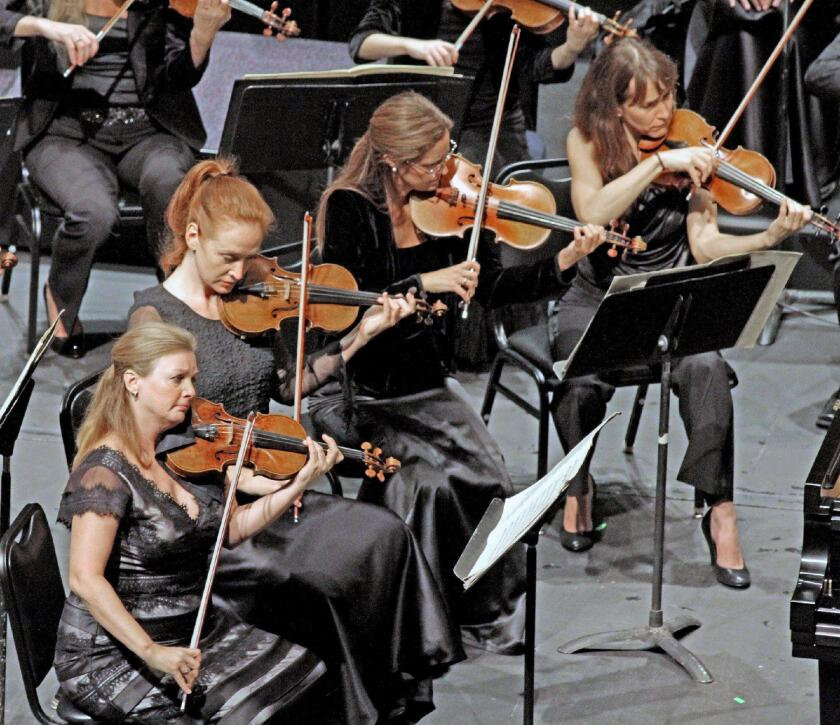 """The Los Angeles Chamber Orchestra will perform a piece titled """"A Freak in Burbank"""" during an upcoming concert at the Alex Theatre."""