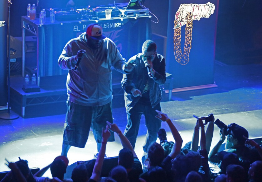 Killer Mike of Run The Jewels will speak on race at MIT.