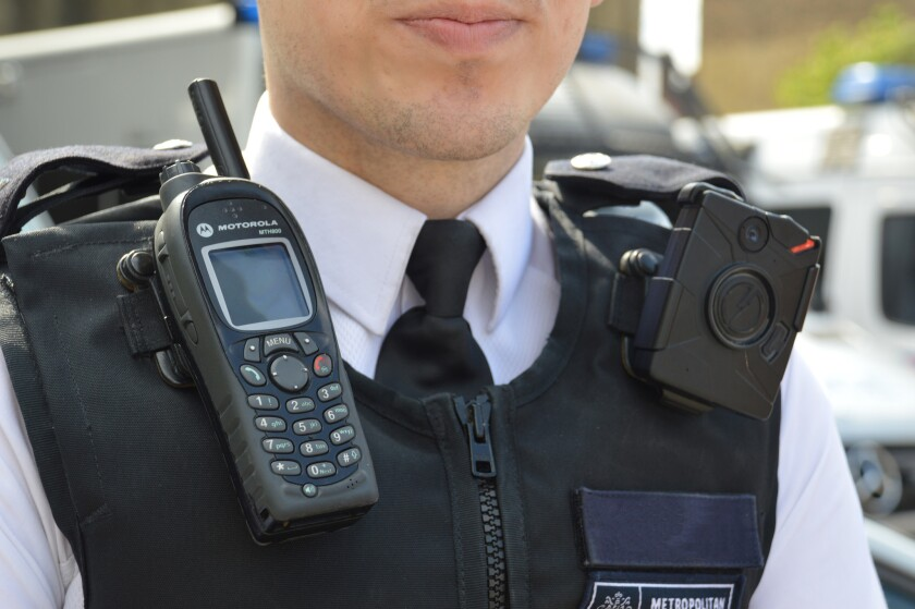Police use of body cameras is on the rise worldwide.