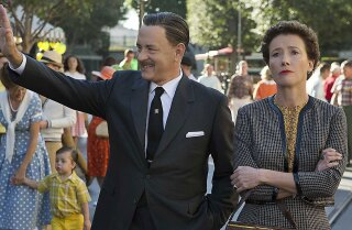 'Saving Mr. Banks' Movie review by Kenneth Turan