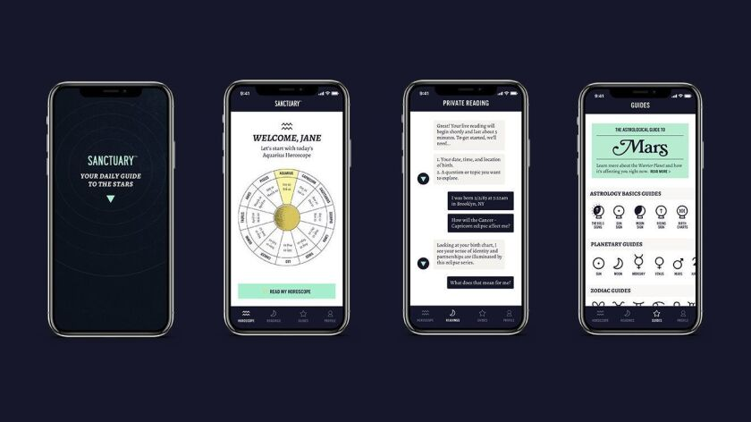 Astrology app set to shake up 'mystical services sector