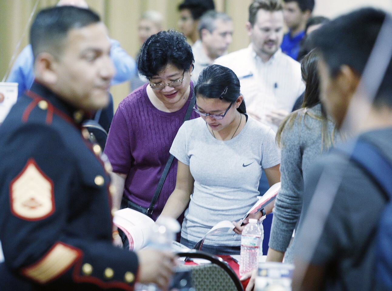 Photo Gallery: 26th annual Glendale Unified School District College and Career Fair