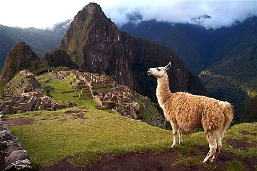 A family vacation to see the sights of Peru like these was interrupted by coronavirus.