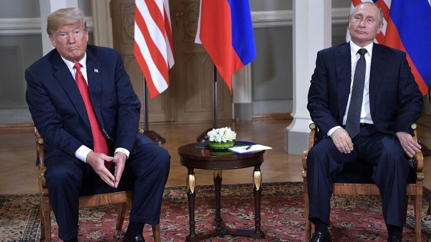 Putin returns the favor, invites Trump to visit Moscow