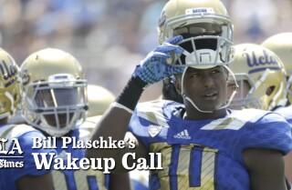 Bill Plaschke's Wakeup Call: Is UCLA's football season doomed?