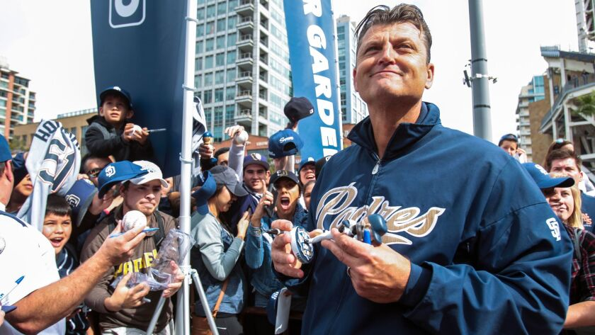 Padres great Trevor Hoffman will learn Wednesday whether he has been elected to the Hall of Fame.