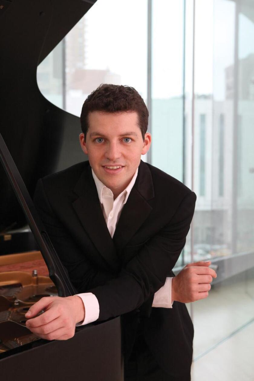 Pianist Henry Kramer will perform in the February concerts.