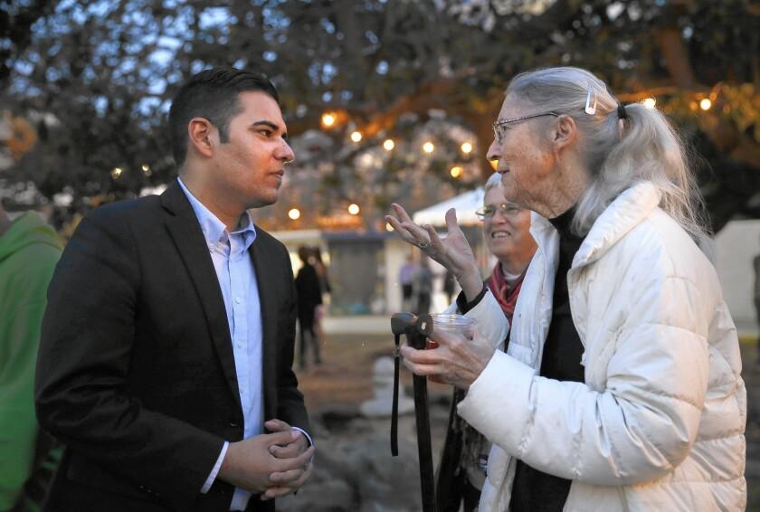 Mayor Robert Garcia wants to transform Long Beach into high-tech hub