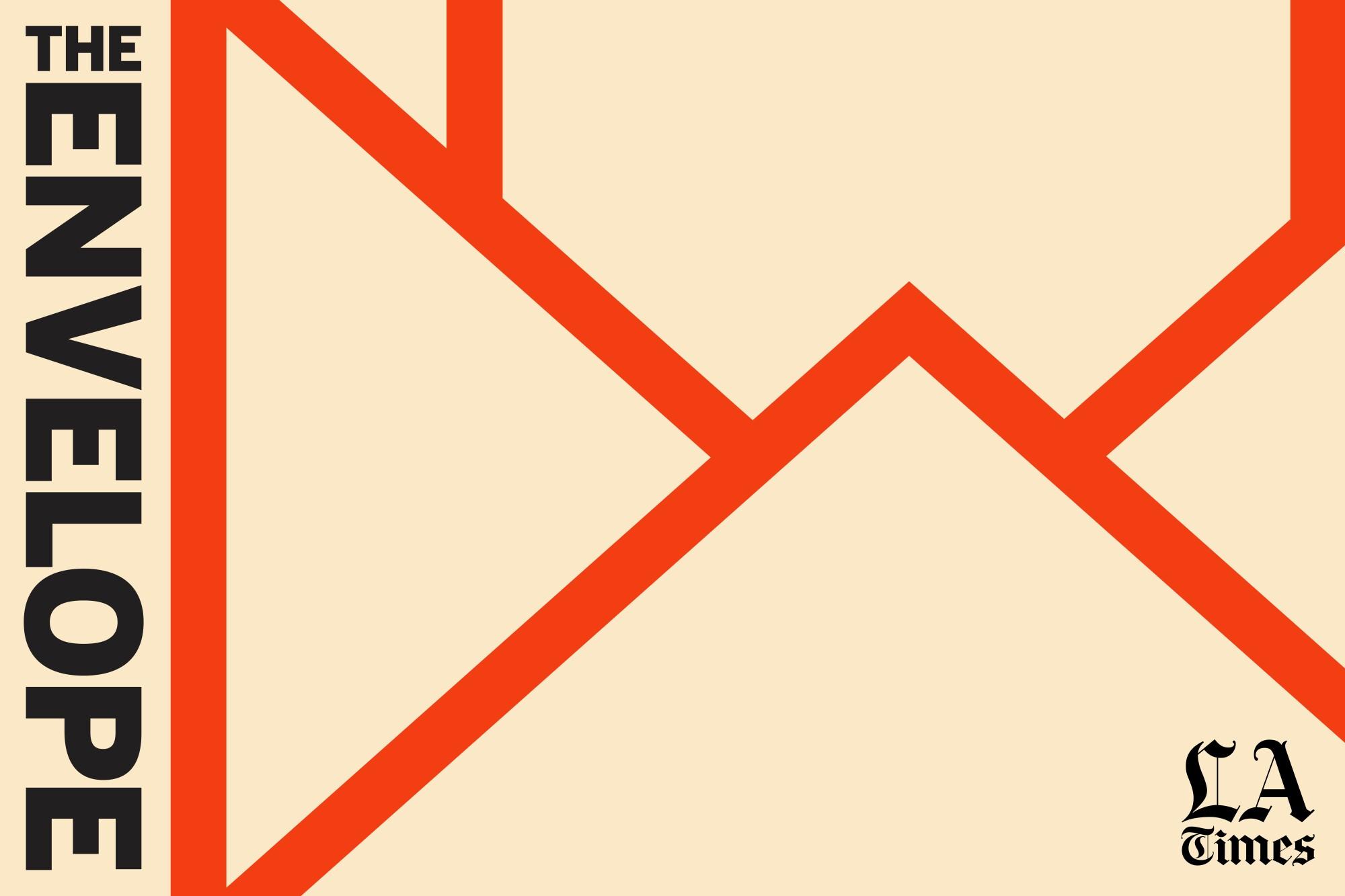 The Envelope: The Podcast logo
