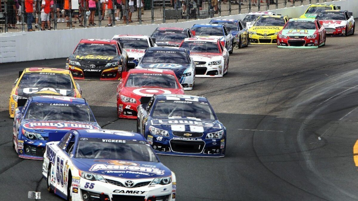 NASCAR signs TV deal with NBC Sports ...