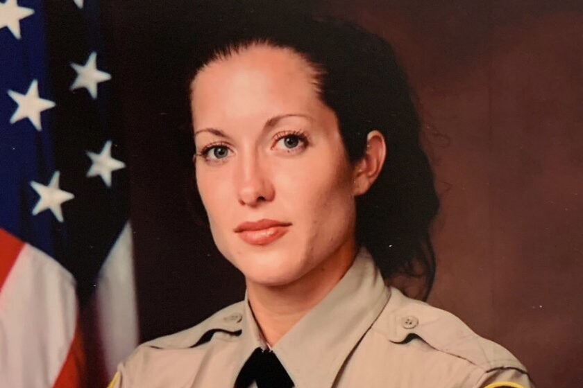 Los Angeles County sheriff's Det. Amber Leist, 41, was struck and killed Jan. 12 in Valley Village while rendering aid to a woman who had fallen in the street.